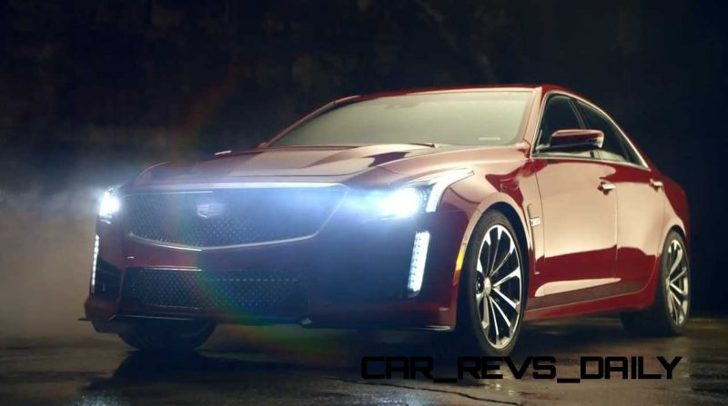2016 Cadillac CTS Vseries Video Stills 83
