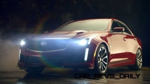 2016 Cadillac CTS Vseries Video Stills 84