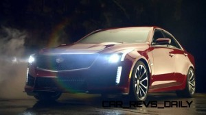 2016 Cadillac CTS Vseries Video Stills 85