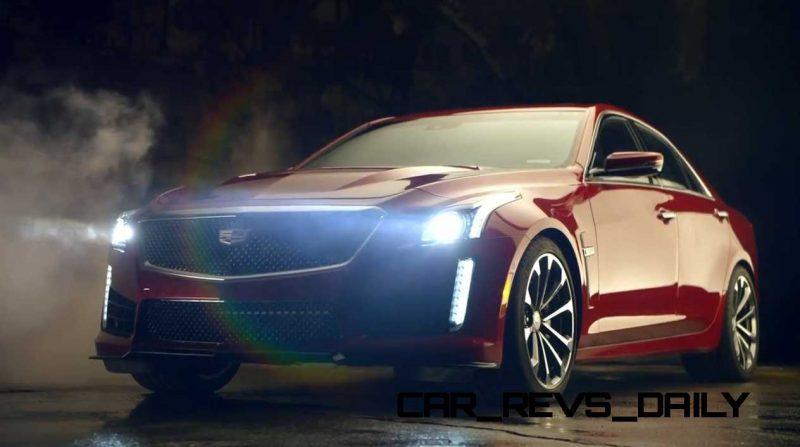 2016 Cadillac CTS Vseries Video Stills 86