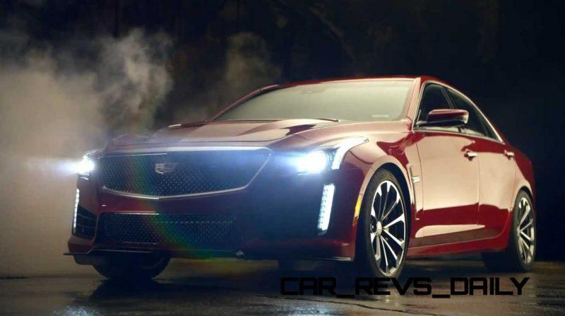 2016 Cadillac CTS Vseries Video Stills 87