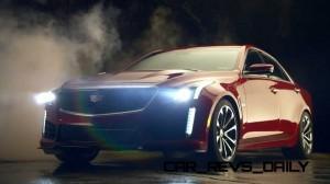 2016 Cadillac CTS Vseries Video Stills 88