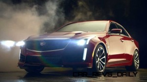 2016 Cadillac CTS Vseries Video Stills 89