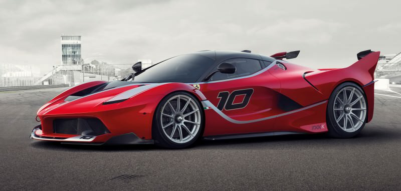 2016 Ferrari FXX K Revealed Ahead of Abu Dhabi Ferrari World Debut  3
