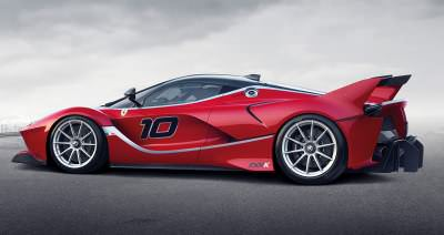 2016 Ferrari FXX K Revealed Ahead of Abu Dhabi Ferrari World Debut 5