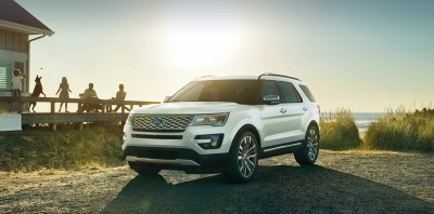 2016 Ford Explorer Features 1