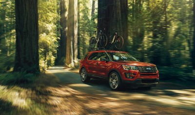 2016 Ford Explorer Features 16