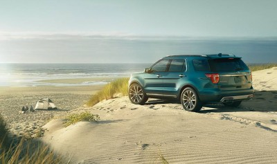 2016 Ford Explorer Features 18