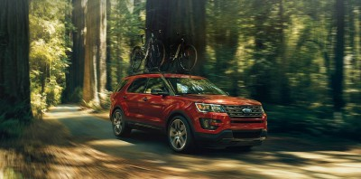 2016 Ford Explorer Features 2
