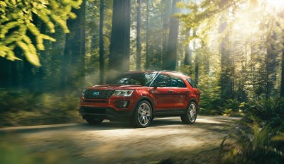 2016 Ford Explorer Features 21