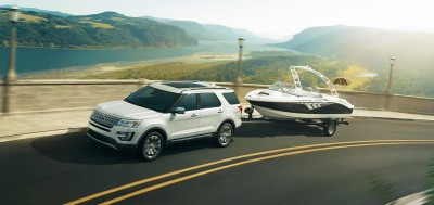 2016 Ford Explorer Features 22