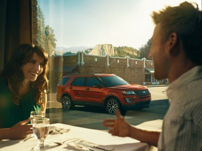 2016 Ford Explorer Features 25