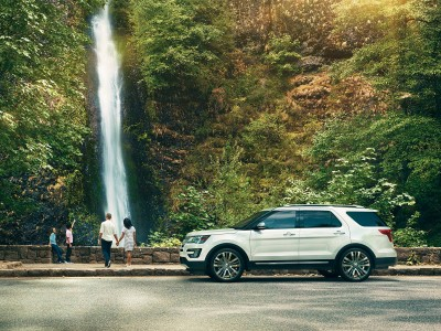 2016 Ford Explorer Features 26