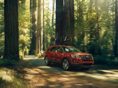 2016 Ford Explorer Features 27