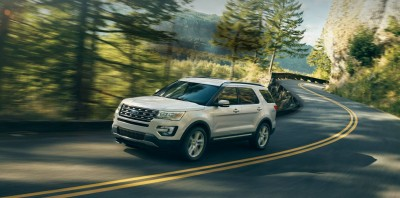 2016 Ford Explorer Features 3