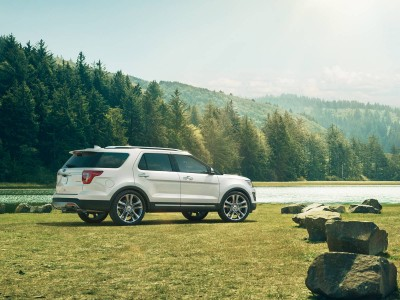 2016 Ford Explorer Features 32