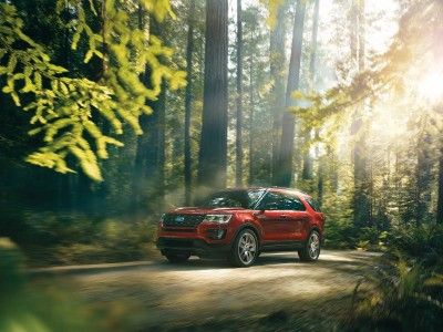 2016 Ford Explorer Features 33