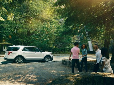 2016 Ford Explorer Features 36
