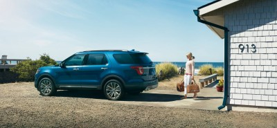 2016 Ford Explorer Features 43