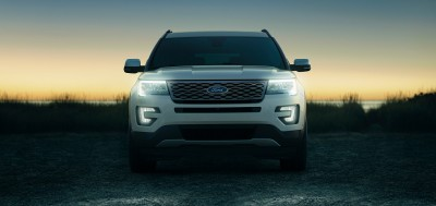 2016 Ford Explorer Features 48