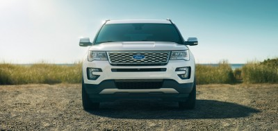 2016 Ford Explorer Features 49