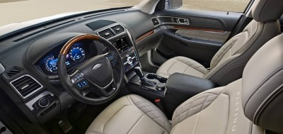 2016 Ford Explorer Features 5