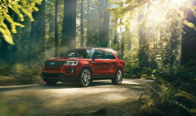 2016 Ford Explorer Features 54