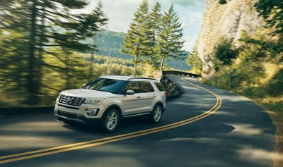 2016 Ford Explorer Features 56