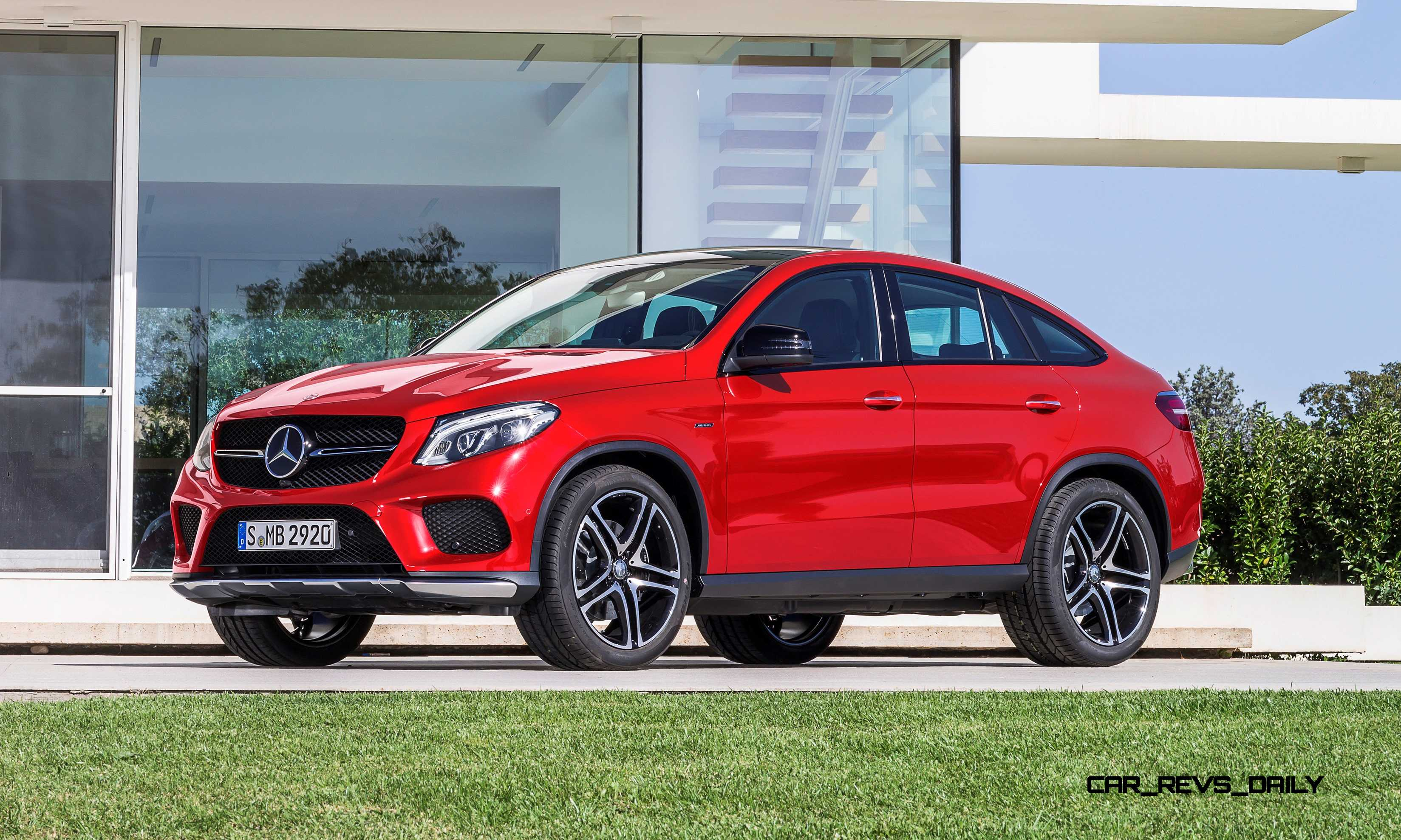 2016 mercedes benz gle class coupe for Mercedes benz ua