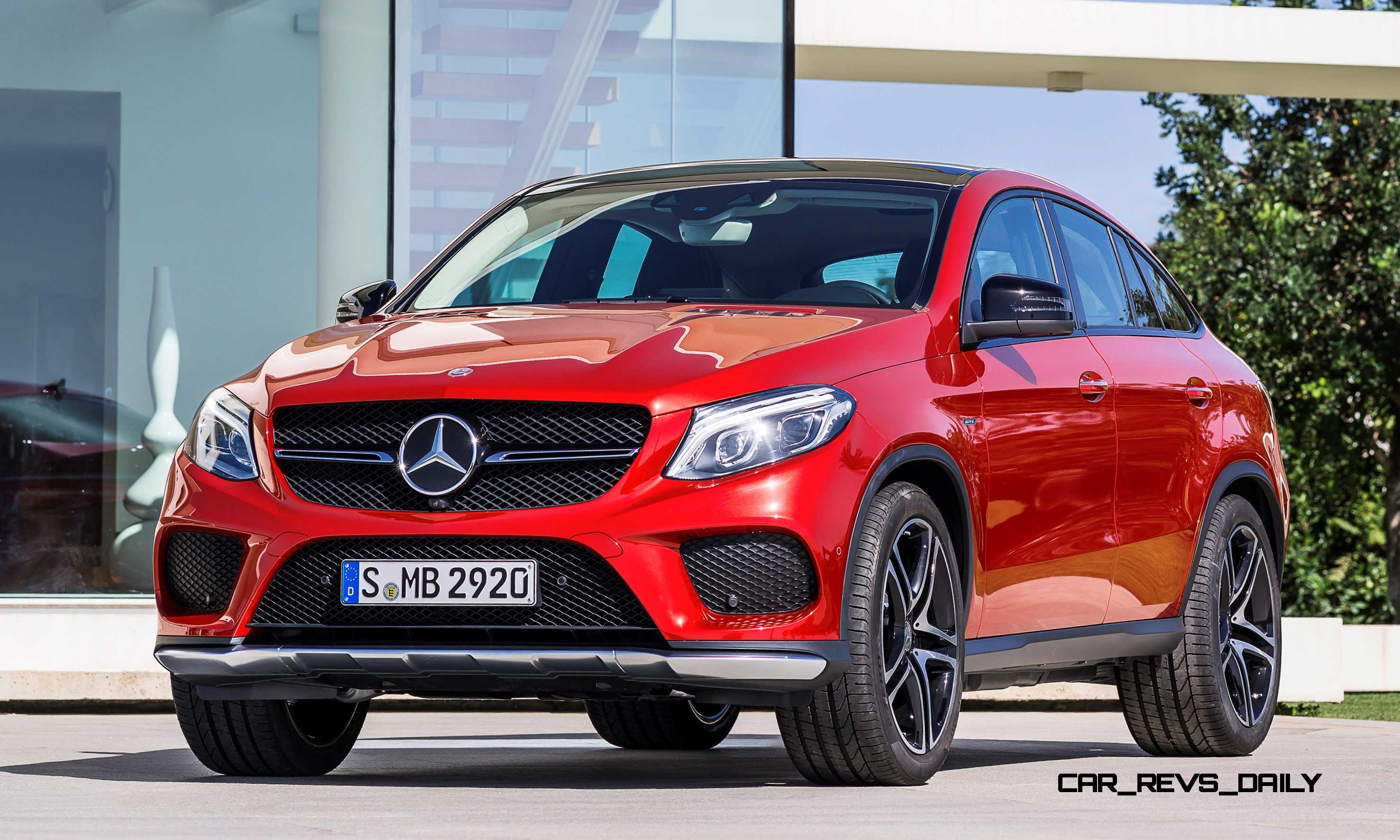 2016 mercedes benz gle class coupe for Mercedes benz gle class