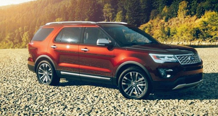 2016 ford explorer colors - bronze fire