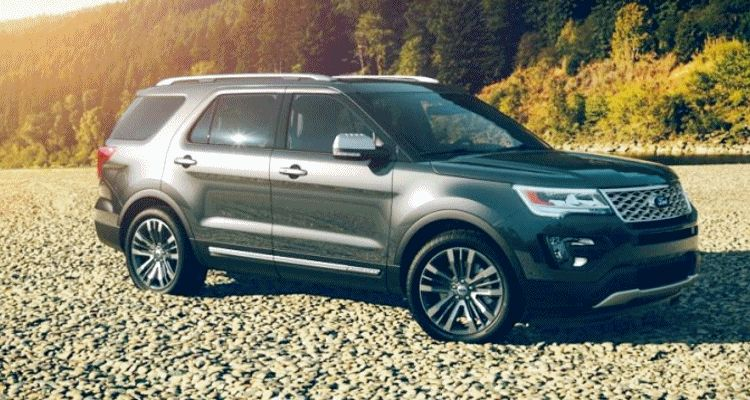 2016 ford explorer colors - guard grey