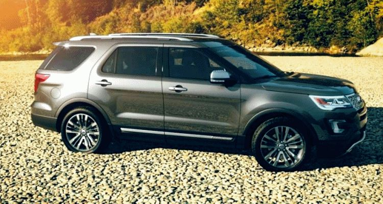 2016 ford explorer colors - magnetic