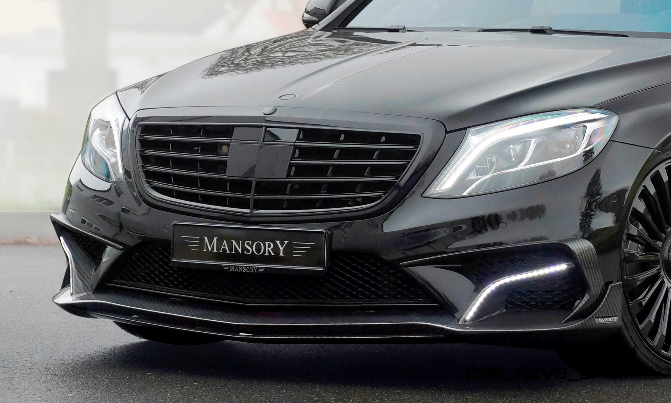 MANSORY S63 AMG