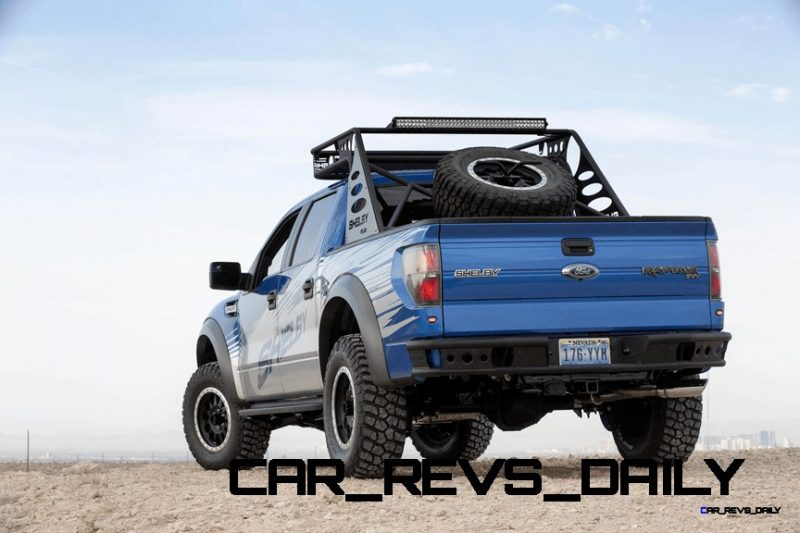 575HP SHELBY RAPTOR - Animated Colors and Options Guide 3