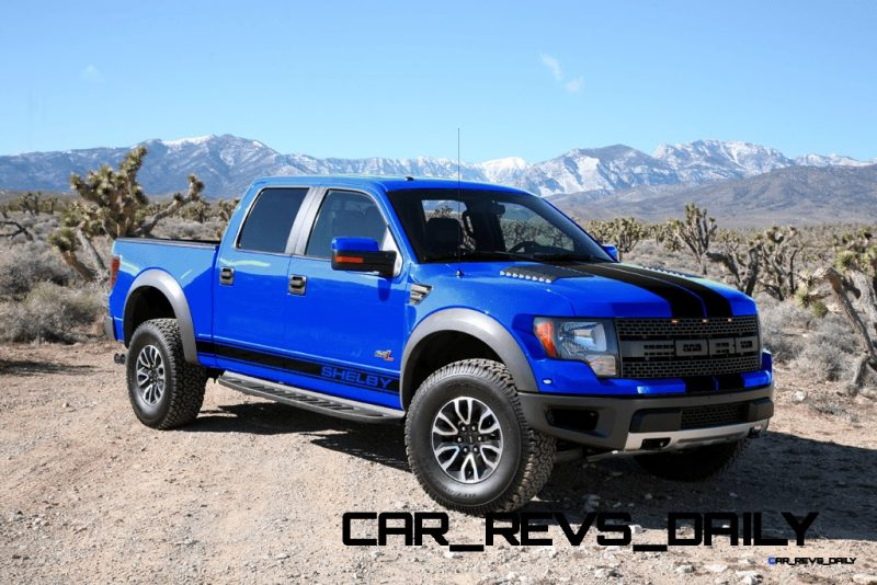 575HP SHELBY RAPTOR - Animated Colors and Options Guide 33