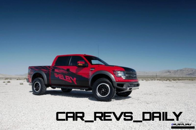 575HP SHELBY RAPTOR - Animated Colors and Options Guide 37