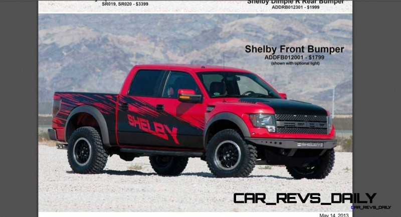 575HP SHELBY RAPTOR - Animated Colors and Options Guide 6