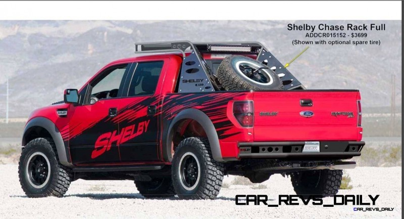 575HP SHELBY RAPTOR - Animated Colors and Options Guide 7