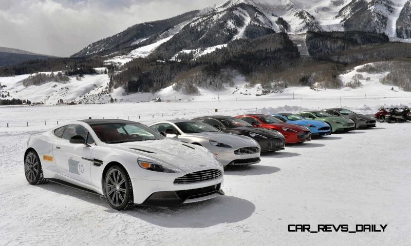 Aston Martin On Ice US 2014 (15)