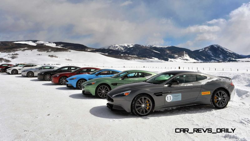 Aston Martin On Ice US 2014 (16)