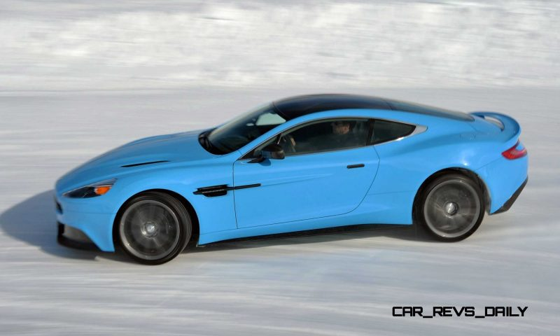 Aston Martin Vanquish On Ice 004