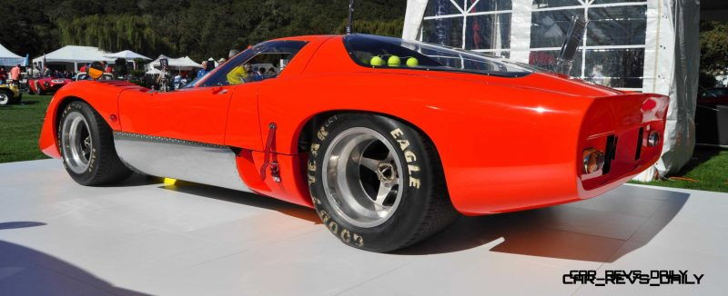 #BlackSwanMoments - 1969 McLaren M6GT - Fantasy Colorizer 10