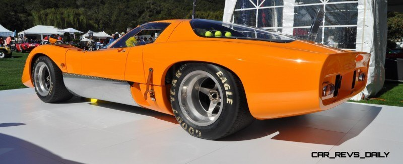 #BlackSwanMoments - 1969 McLaren M6GT - Fantasy Colorizer 15