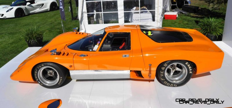 #BlackSwanMoments - 1969 McLaren M6GT - Fantasy Colorizer 16