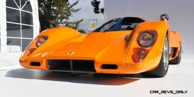 #BlackSwanMoments - 1969 McLaren M6GT - Fantasy Colorizer 17