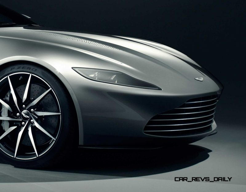 Built for Bond - Aston Martin debuts unique car for Spectre -61017-crop2