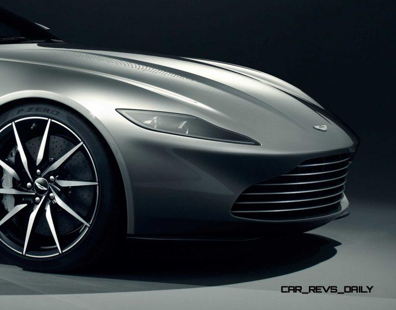 Built for Bond - Aston Martin debuts unique car for Spectre -61017-crop2