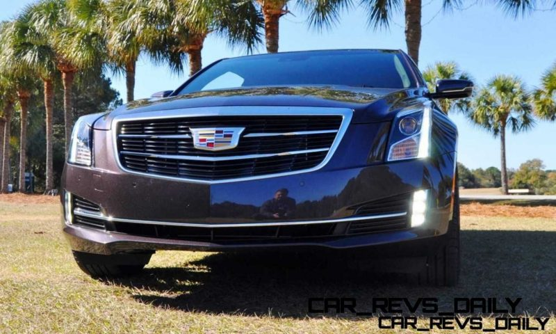 Cadillac ATS Black Pack 4