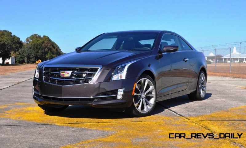 Cadillac ATS Black Pack 5